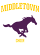 Middletown Pigment Dyed Crewneck Unisex Sweatshirt