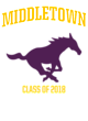 Middletown Men's Game T-Shirt