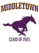Middletown Youth Cutter Jersey
