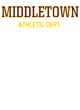 Middletown Holloway Prospect Unisex Hooded Sweatshirt