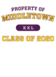 Middletown Russell Dri-Power Fleece Crew Sweatshirt