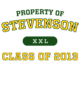 Stevenson Nike Legend Tee