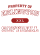 Arlington Mens Heather Blend T-shirt