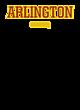 Arlington New Era Sueded Cotton Baseball T-Shirt