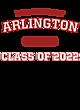 Arlington Ladies Tri-Blend Performance T-Shirt