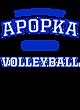Apopka Nike Ladies Core Cotton Long Sleeve T-Shirt