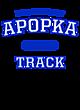 Apopka Electric Heather Hooded Sweatshirt