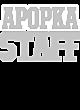 Apopka Ladies Tri-Blend Wicking Fleece Hooded Pullover