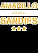Amarillo Fan Favorite Heavyweight Hooded Unisex Sweatshirt