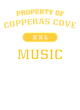 Copperas Cove Fan Favorite Heavyweight Hooded Unisex Sweatshirt