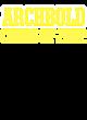 Archbold Long Sleeve Tri-Blend Wicking Raglan Tee