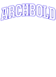 Archbold Long Sleeve Competitor T-shirt