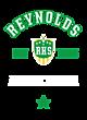 Reynolds Tri-Blend Wicking Long Sleeve Hoodie