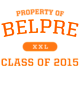 Belpre Womens Competitor Racerback Tank