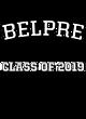 Belpre Ladies Long Sleeve Fanatic T-Shirt