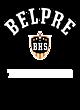 Belpre Womens Long Sleeve V-Neck Competitor T-Shirt