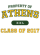 Athens Classic Fit Heavy Weight T-shirt