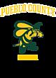 Pueblo County New Era Ladies Tri-Blend Performance Baseball Tee