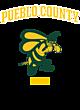 Pueblo County Digi Camo Youth Long Sleeve Performance T-Shirt