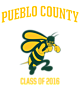 Pueblo County Attain Wicking Performance Shirt