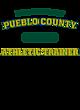 Pueblo County Womens Cotton V-Neck T-shirt