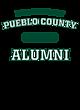 Pueblo County Womens Tech Fleece Hooded Sweatshirt