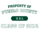 Pueblo County Womens V-Neck Competitor T-shirt