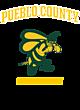 Pueblo County Sport-Wick Heather Fleece Hooded Pullover