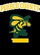 Pueblo County Heathered Short Sleeve Performance T-shirt