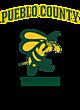 Pueblo County New Era Sueded Cotton Baseball T-Shirt