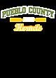 Pueblo County Womens Competitor Racerback Tank