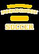 Pueblo County Ladies Sport-Wick Heather Fleece Hooded Pullover