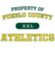 Pueblo County Performance Blend Tee