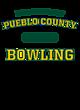 Pueblo County Ladies Tri Blend Racerback Tank
