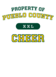 Pueblo County Ladies Competitor Hooded Pullover