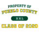 Pueblo County Russell Ladies' Essential Tee