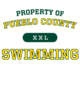 Pueblo County Long Sleeve Competitor T-shirt