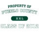 Pueblo County Vintage Heather Long Sleeve Competitor T-shirt