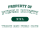 Pueblo County Ladies LS Attain Wicking Performance Shirt