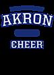 Akron Fan Favorite Heavyweight Hooded Unisex Sweatshirt