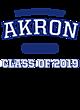 Akron Champion Heritage Jersey Tee
