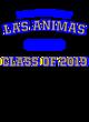 Las Animas Fan Favorite Heavyweight Hooded Unisex Sweatshirt