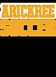 Arickree Ladies Sport-Wick Heather Fleece Hooded Pullover