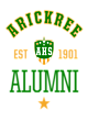 Arickree Ladies Vintage Game V-Neck Tee