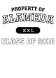Alameda Classic Fit Heavy Weight T-shirt