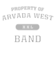 Arvada West Comfort Colors Heavyweight Ring Spun Tee