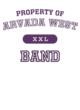 Arvada West Youth Classic Fit Lightweight Tee