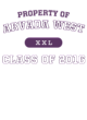 Arvada West Youth Attain Long Sleeve Performance Shirt