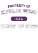 Arvada West Ladies Tri-Blend Performance T-Shirt