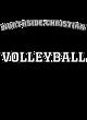 Northside Christian Ladies Sport-Wick Heather Fleece Hooded Pullover